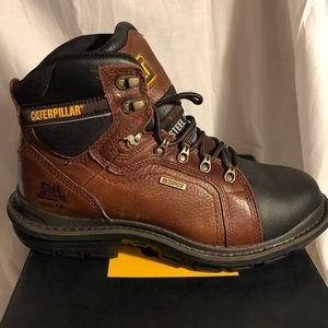 b247b82f6a9 Caterpillar Work Boots Size 10.5 NWT